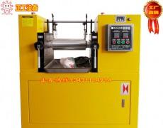 4寸单变频单调速开炼机(油加热)